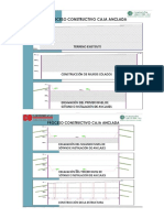 Proceso Constructivo  Caja Anclada - Dic. 20-18