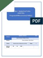 Programa Fanuc