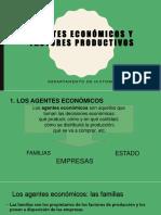 agentes economicos