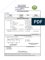Form 6 Application for Leave