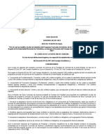 Acuerdo 052 de 2014