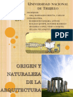 Origen y Naturaleza Modificado