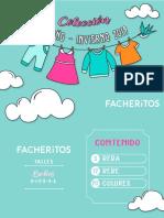 Colección Facheritos Otoño-Invierno 2019