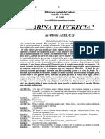 Adellach-Sabina y Lucrecia