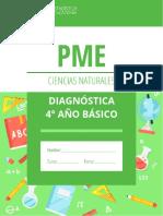 Diagnóstico Ciencias 4°