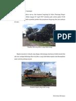Hasil Tinjauan Lapangan Pelabuhan Bagus Kuning Palembang