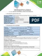 Guía de Actividades y Rúbrica de Evaluación - Paso 4 - Construcción