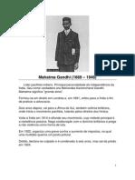 Gandhi, Mahatma - Biografia
