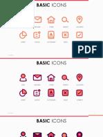 Basic Icons