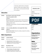Resume - Iqbal Saini PDF