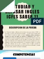 Estudiar y Repasar Ingles Icfes Saber 11