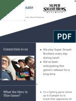 smash presentation