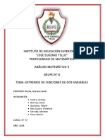 Grupo 6 - EXTREMOS DE FUNCIONES DE DOS VARIABLES.pdf