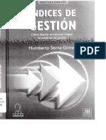 2.1 Serna,H, Indices de Gestión Cap 1