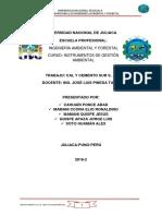 TRABAJO DE INSTRUMENTOS DE GESTION AMBIENTAL EN EL PERU.docx