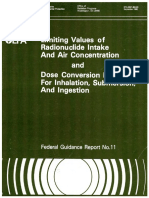 Limiting Values Of Radionuclide Intake And Air Concentration EPA.pdf