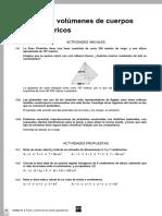 Area Volumen y Cuerpos Geometricos
