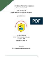 CP5092-Cloud Computing Technologies