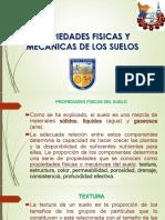 Propiedades Fisicas y Mecanicas de Los Suelos III - 2018