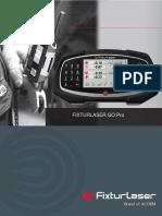 Alineador Laser Fixturlaser Go Pro PDF 4mb Converted