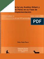Ley Municipal de Juventudes La Paz