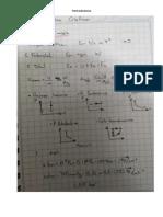 Formulario Termodinamica- Mamani Mendoza Cristhian