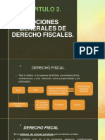 Capitulo 2 Derecho Fiscal.