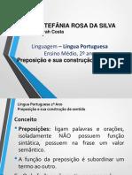 As preposições e sua construção de sentidos no texto..ppt
