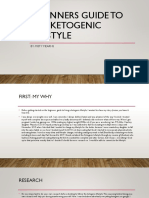 Beginners Guide to Ketogenic Lifestyle.pptx
