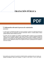 3. Responsabilidades Profesionales en Actos de Representación