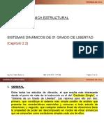 Unidad 2 _ Dinamica Estructural