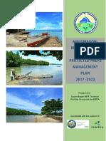 Laguindingan MPAs Management Plan