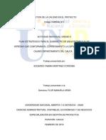 Plan Estrategico Acueducto La Capilla - Municipio de Cajibio (Ok)