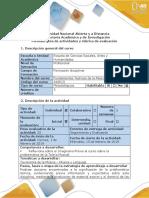 Guía de Actividades y Rubrica de Evaluación - Fase 1 - Música, Cerebro y Lenguaje Sonoro