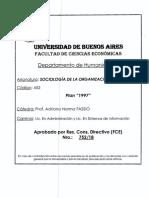 Programa de Sociologìa de la organizacion.pdf