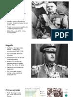 dictaduras militares