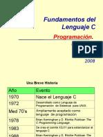 Fundamentos del Lenguaje C 2008.ppt