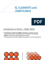 IGCSE Atoms elements and Compounds ppt