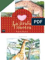 Jirafa Timotea