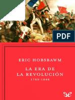 La era de la Revolucion - Eric Hobsbawm.pdf