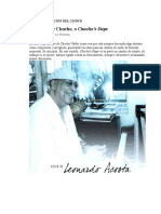 Acosta, Leonardo_Chucho's Steps