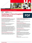 Cardiology in Out-Of-hospital Care - Without Practice - Flyer(2)