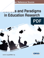 Possibilities and paradigms in education research