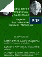 Marco Teórico Exposicion