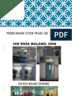 03. Dr. Kshanti Adhitya, SpEm - Perencanaan Sistem Triage IGD (KSA)