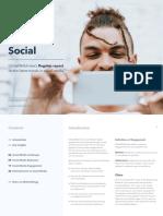 social hut report