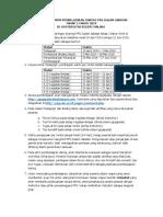 Informasi Umum PPG Dalam Jabatan UM Tahap 2 Tahun 2019