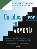 Un adiós en armonía_ Una invitación para aceptar la muerte y abrazar la vida - Asunción Álvarez del Río.pdf