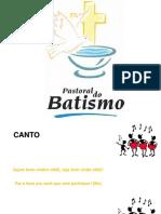Batismo - Símbolos