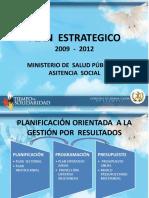 PLAN ESTRATEGICO MSPAS MINISTRO - CONGRESO.pptx